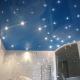 Натяжные потолки для ванных комнат