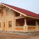 Дома из древесины