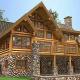 Безупречное качество элитного деревянного дома