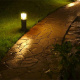 Искусственное садовое освещение
