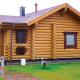 Материал для строительства деревянной бани