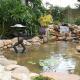 Декоративный водоем: планируем заранее
