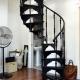 Металлические лестницы для дома: достоинства, недостатки